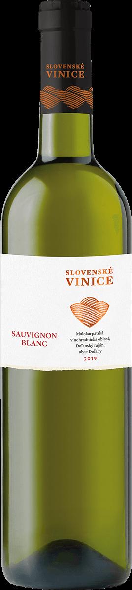 Slovenské vinice, Sauvignon blanc, biele suché víno