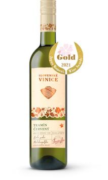 Slovenské Vinice, Tramín červený, Sakura awards