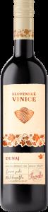 Červené víno Dunaj Slovenské vinice